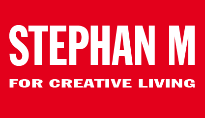Stephan M - Creative Marketing and Advertising - For creative living