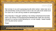 Stephan M - Creatieve Marketing en Reclame - Robert