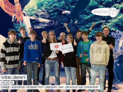 Workshop creativeit Groene Hart Leerpark