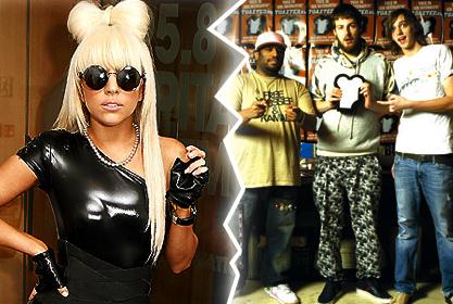 Stephan M - Creatieve Marketing en Reclame - Lady Gaga & Jeugd van Tegenwoordigjpg