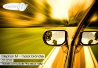 Stephan M - creatieve marketing en reclame - Motor